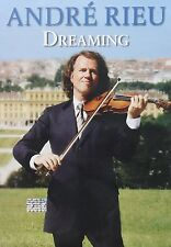 ANDRE RIEU : DREAMING    -  DVD -  Region 2 UK - New