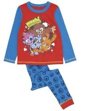 MOSHI MONSTERS LONG SLEEVED PJ'S AGE 4-5 YEARS NEW