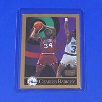 1990-91 SkyBox Basketball Charles Barkley Philadelphia 76ers #211 HOF 🔥