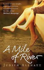 A Mile of River, Allnatt, Judith, New Book