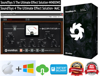 SoundToys 5 (WIndows) - SoundToys 4 (MAC)The Ultimate Effect Solution -🎵Full