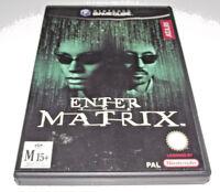 Enter the Matrix Nintendo Gamecube PAL *Complete*