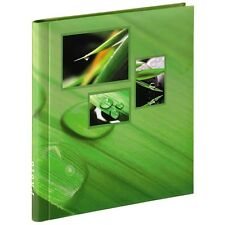 Hama Singo Self-Adhesive Album for 60 Photos in Green (UK Stock) BNIB
