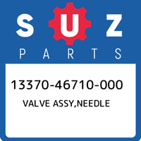 13370-46710-000 Suzuki Valve assy,needle 1337046710000, New Genuine OEM Part