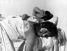 PIERROT LE FOU Anna KARINA Lit BELMONDO Indifférence JLG GODARD Photo 1965