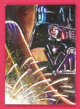 2019 Star Wars Masterwork Mick and Matt Glebe 1/1 Artist Autographed Sketch