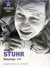 Seksmisja (DVD+Ksiazka) Juliusz Machulski (Shipping Wordwide) Polish