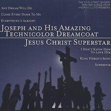 Various Artists : Joseph Amazing Dreamcoat & Jesus Christ CD