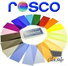 Genuine Strobist ™ Collection by ROSCO 55 PEZZI GEL on-camera Flash Kit Filtro
