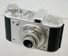 AREX Schwarzbauer Wien Austria 1954 rarest 35mm 24x30 camera vintage handful