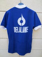 VINTAGE Maillot cycliste DELALANDE cycling jersey années 70 3 M