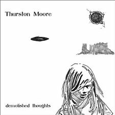 THURSTON MOORE Demolished Thoughts UK vinyl 2LP + MP3 SEALED/NEW Sonic Youth