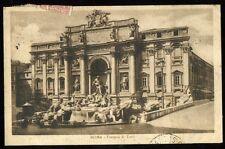 CP ITALIE    ROMA  fontana di trevi  (21)