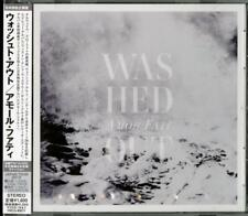 WASHED OUT-AMOR FATI-JAPAN CD D00