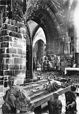 BR5559 Locronan le Tombeau de Saint Ronan  france