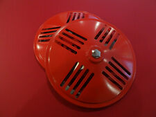 Original 1980's NOS Vespa PX PE T5 Cuppini Wheel Trims in Red