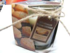 BUGIA PARFUMEE profumata Candela Fatto in Casa Suger biscotti