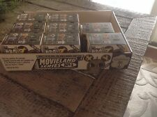 Disney Vinylmation Complete Set of Series One Movieland including Chaser