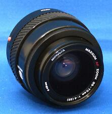 Minolta MAXXUM AF 35-70mm AUTO ZOOM f/4 MACRO Lens SLR DSLR Camera SONY A Alpha