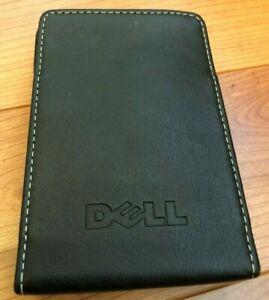 Dell Axim Pocket PC Handheld Organizer Black Pouch Belt Case