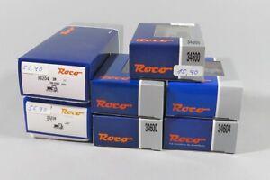 T 84762 Sammlung Roco H0e Eisenbahnen