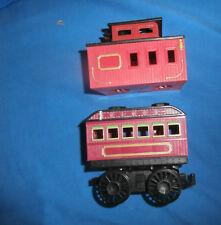 2 Replacement Parts for Disney Pixar Toy Story 3 Matchbox Mega Rig Build A Train