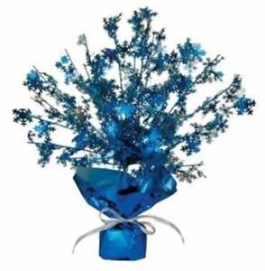 Snowflake Gleam N Burst Centerpiece Winter Christmas Party Decoration