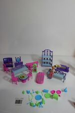 Fisher Price Loving Family Sister Doll bedroom living room furniture accessories