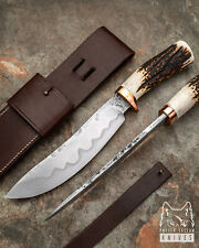 TACTICAL KNIFE HUNTERS BOWIE SELECTIVELY HARDENED BLADOWSKI CUSTOM WORKS