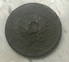 1816 Coronet Head Large Cent - Soldered Old Button?