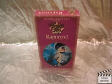Timeless Tales From Hallmark - Rapunzel (VHS, 1990) Animated; Olivia Newton-John