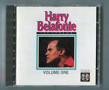 HARRY BELAFONTE CD-THE LEGEND Volume One © 1986 MADE IN JAPAN RCA PD 89796-1