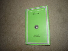 Isaeus Loeb Classical Library