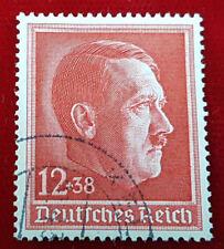 Deutsches Reich 12+38 Pfennig 664 49er Geburtstag (1B8)