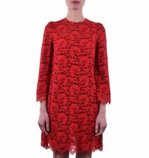 Lace Cocktail Dry-clean Only Floral Clothing for Women