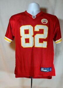 Dwayne Bowe KC Chiefs NFL Jersey Youth size Large 14-16