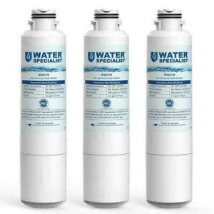 Waterspecialist WS627B-A Refrigerator Water Filter - Qty 4
