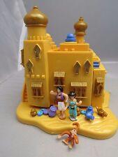 Vintage 1995 Polly Pocket Disney Aladdin Agrabah MarketPlace