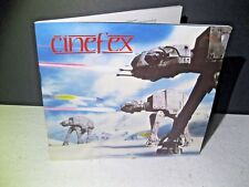 RARE - CINEFEX  The Journal of Cinematic Illusions #2  1980