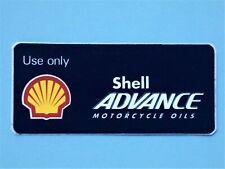 DUCATI SUPERBIKE SHELL ADVANCE OIL DECAL