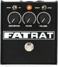 Pro Co FATRAT Distortion Guitar Effect Pedal