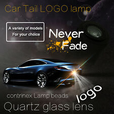 Auto Led  Tail logo lamp Projector Shadow laser Fog Light Fit For Toyota Corolla