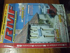 µ? revue RMF n°415 BB 26227 Pacific 231 Etat Moyse 25 TDE  Halle Jouef TAR 1936