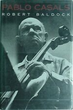 PABLO CASALS BIOGRAPHY, 1993 BOOK