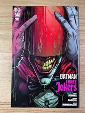 Batman Three Jokers #1 (2020 DC Comics) Jason Fabok Variant