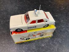 Dinky Toys 255 Ford Zodiac Police Car Boxed
