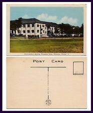 CANADA ONTARIO PETAWAWA CAMP ADMINISTRATION BUILDING PUBLISHED PECO CIRCA 1947