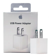 Authentic Apple Accessory for iPhone 6s/7/8/X (Lightning USB Cable/Wall Adapter)