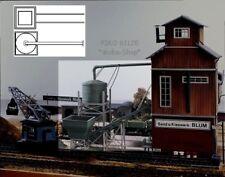 """Piko 61125 h0 arena obra E. Blum """"arena-silo & Sand-cinta transportadora"""" #27252"""