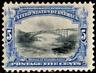 US/USA: Scott #297 - 5c Pan-American Expo Electric Auto 1901 Mint Hinged